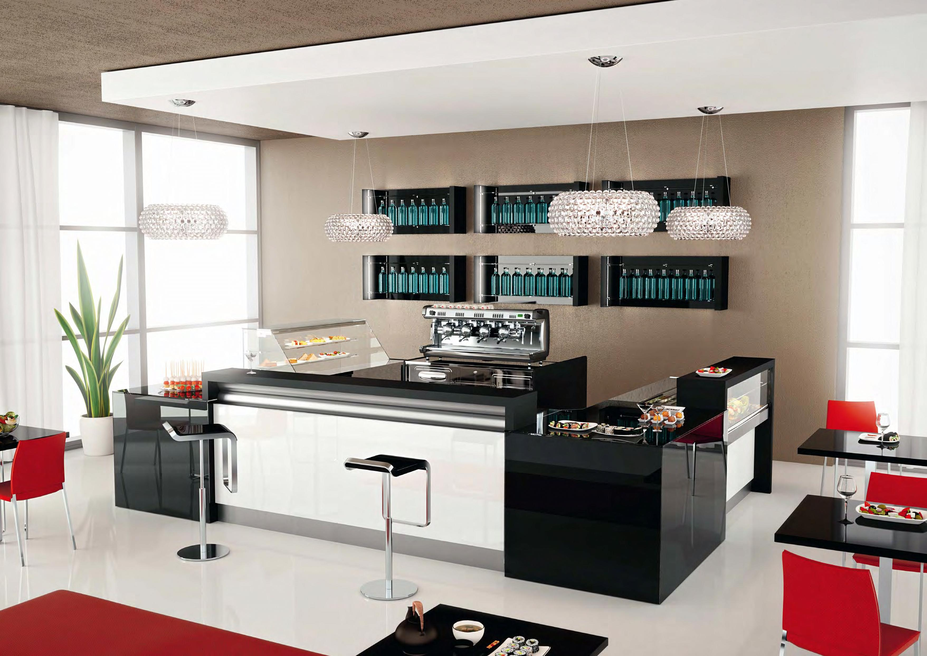 Arredo bar pasticcerie e negozi expo hotel sardegna for Expo arredo