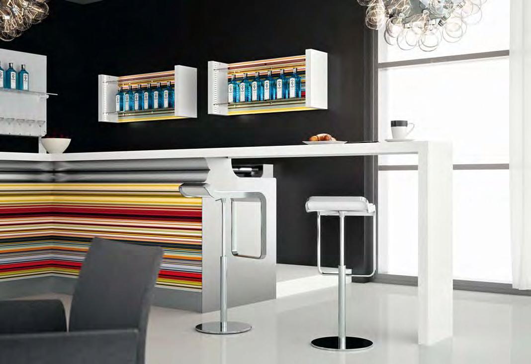 Arredo bar pasticcerie e negozi expo hotel sardegna for Arredo expo